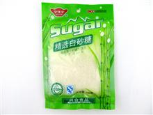 Selected white granulated sugar